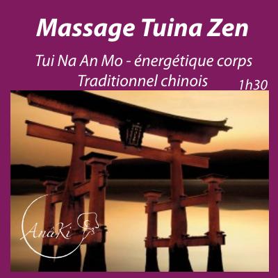 Massage corps énergétique