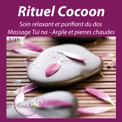 Soin purifiant relaxant dos