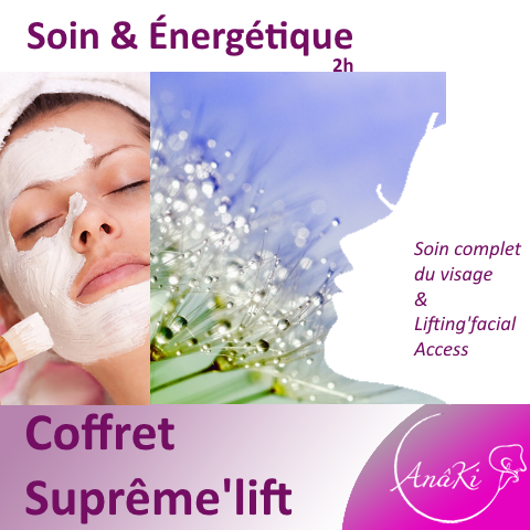 Coffret Soin Visage Lifting