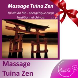 carte cadeau massage corps zen