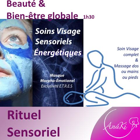 Rituel sensoriel visage corps